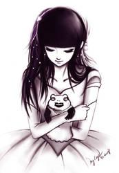 Hinata 03- a beautiful moment by CoyeL