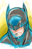 Batman by Ray-D-Sauce