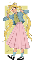 Serena Tsukino by SimpaticasX2
