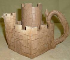 dragon strike tea pot WIP by cl2007