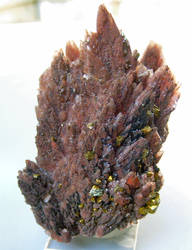 calcite with chalcopyrite by cl2007