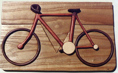 bicycle by cl2007