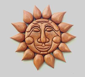 Sun by cl2007