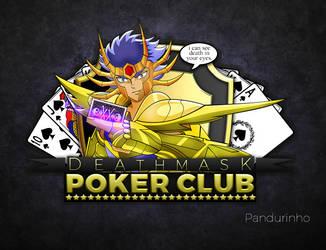 Saint Seiya - DeathMask Poker Club by TheWolfMonster