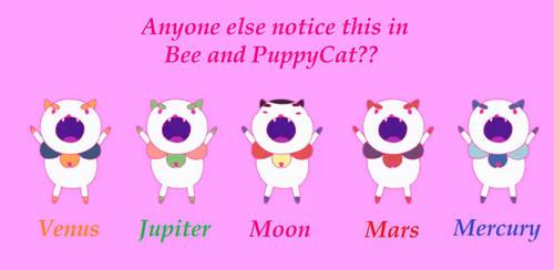 Senshi Puppycat by Jovian-Mako
