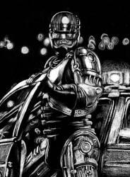 Robocop by cdelafuente