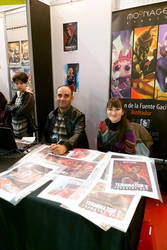 Comic Con Chile 2015 by cdelafuente