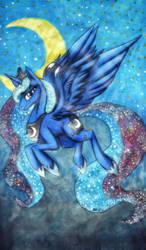 Luna by BunnyGirl-666