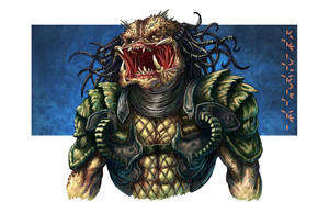 MKX - Predator by AlexFactory