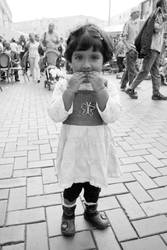 Sweet little girl by steppeland