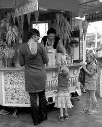 Popcorn for the girls by steppeland