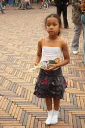 Bubblegum girl by steppeland