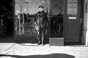 Streetwatcher by steppeland