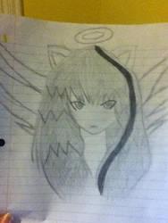 my drawing by ilovethehostclub289