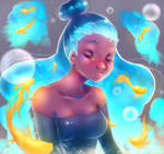 Goldfish | Draw This In Your Style (DestinyBlue) by xKittyblue