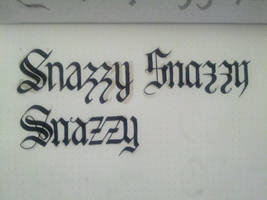 Snazzy by hamdiggy