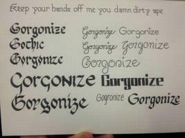 Gorgonize by hamdiggy