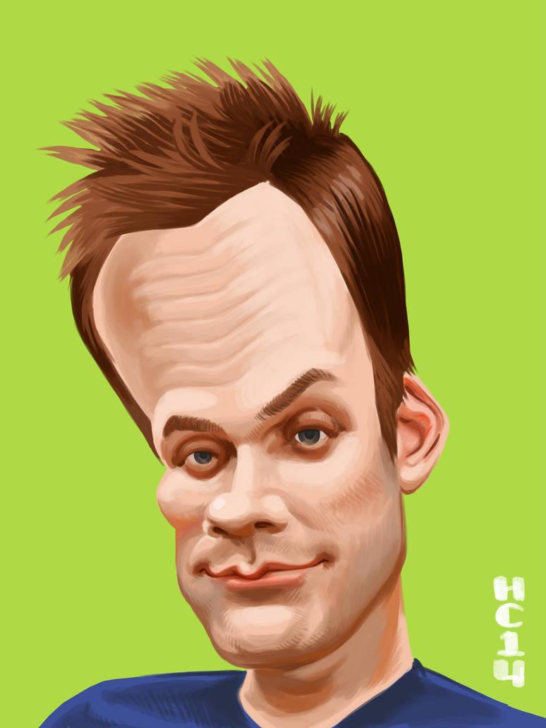 Jeff Winger by hamdiggy