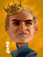 Joffrey Baratheon by hamdiggy
