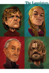 The Lannisters by hamdiggy