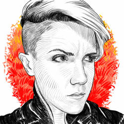 Quickwork of @myharto by hamdiggy