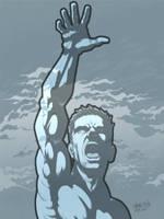 Reaching by hamdiggy