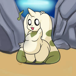 Terriermon by darkzero779