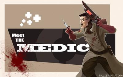 TF2: Meet the Medic by r7ll