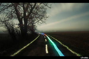roadlights by flu0rgfx