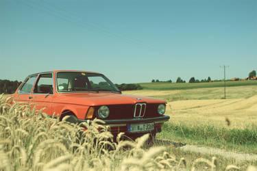 BMW 316 E21 1981 #2 by flu0rgfx