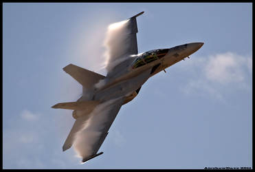 Super Hornet by AirshowDave