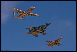 U.S. Air Force Warfare Center by AirshowDave