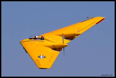 N9MB Flying Wing by AirshowDave
