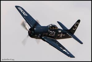 F8F-2-Bearcat-N7825C II by AirshowDave