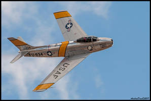 F-86 2017 by AirshowDave