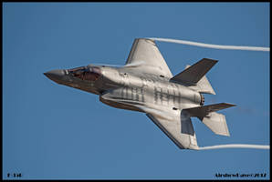 Miramar F-35B by AirshowDave