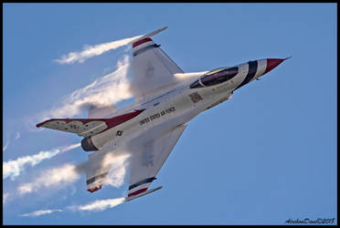 Thunderbird 6 by AirshowDave