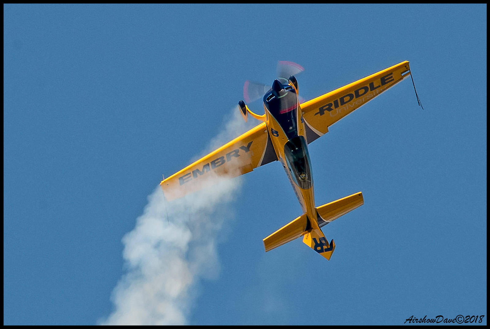 Matt Chapman Extra 330 LX by AirshowDave
