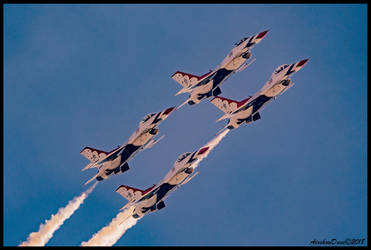 Thunderbirds 4 Ship by AirshowDave