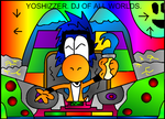 YOSHIZZER DJ OF ALL WORLDS by ShadowRacemanKoopa