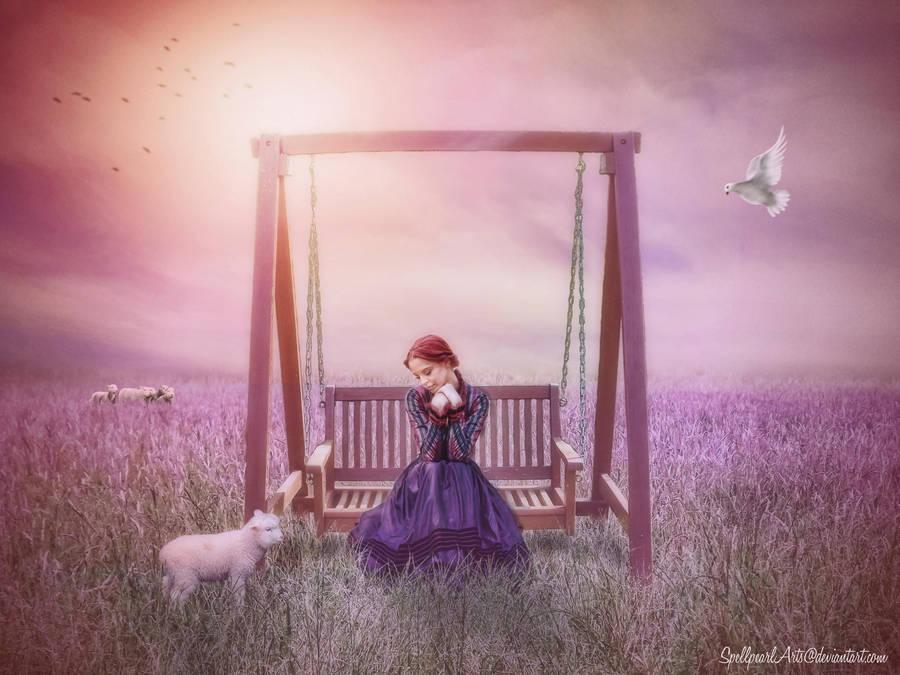 Field of Dreams by SpellpearlArts