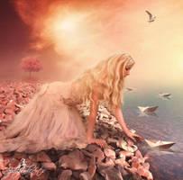 Take my Dreams! by SpellpearlArts