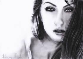 Megan Fox by Irishaaa
