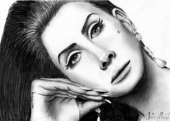 Lana del Rey by Irishaaa