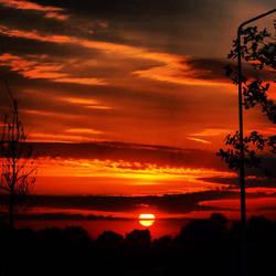 Sunset 1 by Irishaaa