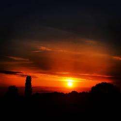 Sunset 2 by Irishaaa