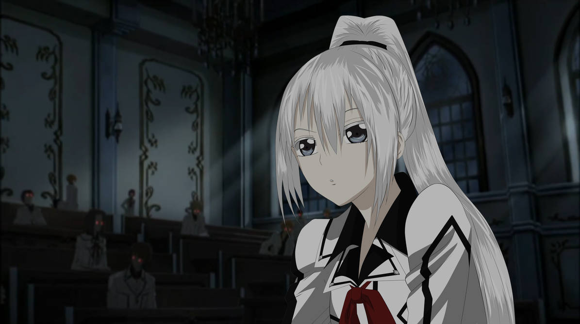 [Vampire Knight Fanfiction] Misao Mononobe by Music-Melody22
