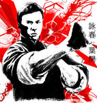 Wing Chun, Ip Man by fong-saiyuk