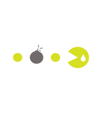 Pac Bomb by Komileideis