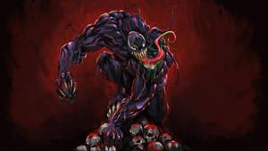 Venom's kill them all by NejnoeBu